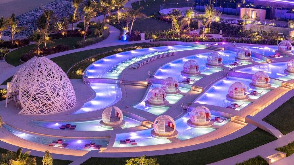 The W Hotel Dubai