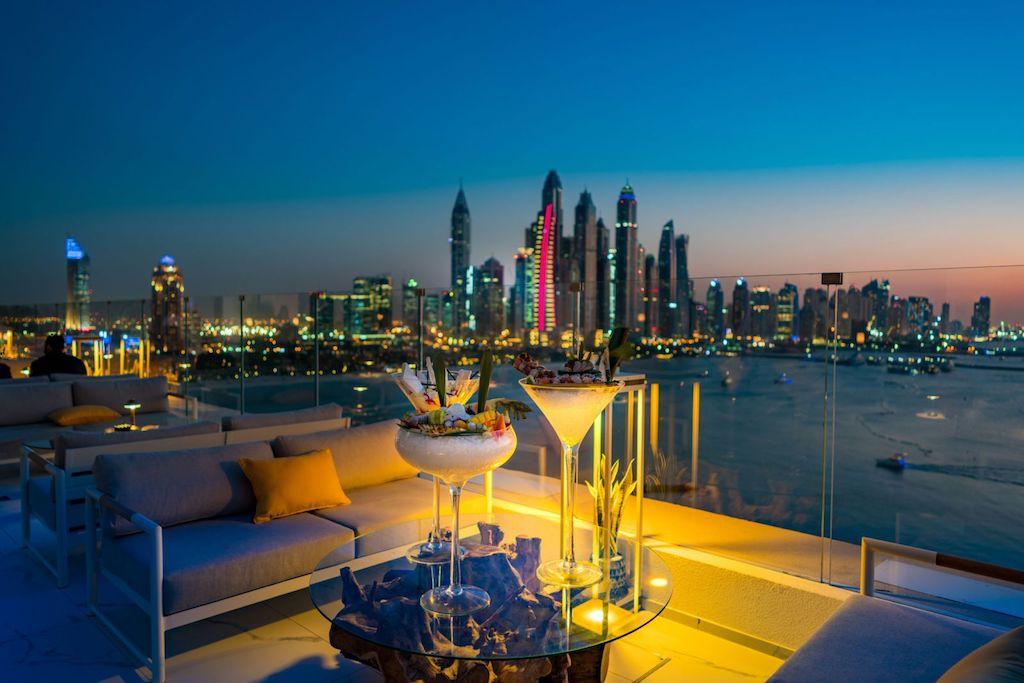 The Penthouse at FIVE Palm Jumeirah Dubai