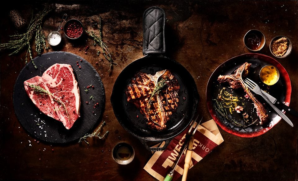 West 14th Steakhouse at Duke's The Palm Royal Hideaway Hotel