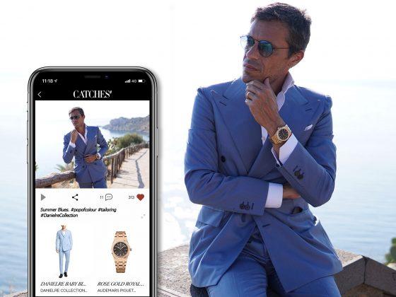 #Catches App Daniel Zaccone Danielre Collection Mockup Swagger