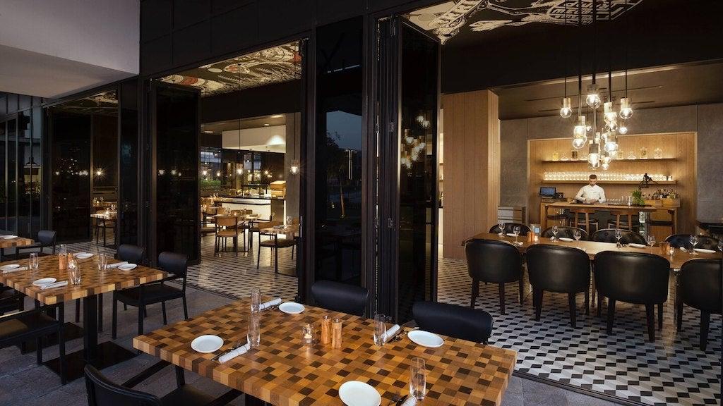 GRAZE Gastro Grill & Bar La Ville Hotel & Suites City Walk Dubai