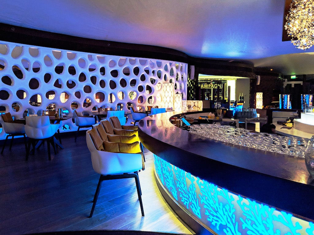One&Only The Palm Dubai 101 Bar