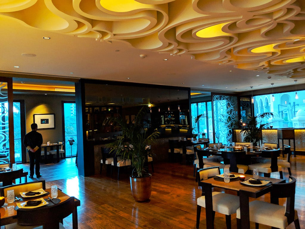 Ba Restaurant and Lounge