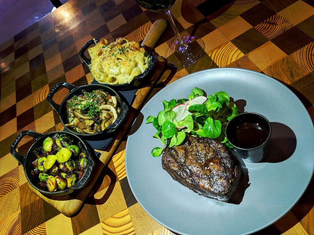 City Walk Dubai GRAZE Gastro Grill & Bar