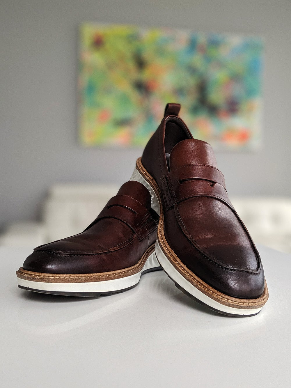 Ecco Shoes Loafers
