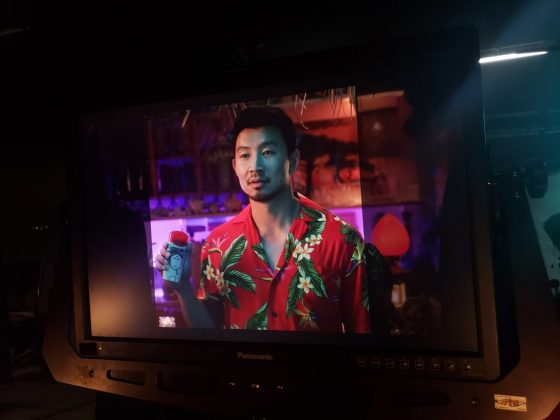 Simu Liu Old Spice Fresher Collection Campaign