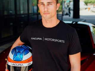"Acura NSX Dane Cameron IMSA Racing Champion - SWAGGER=""90345,90341,90337"" orderby=""rand""]"