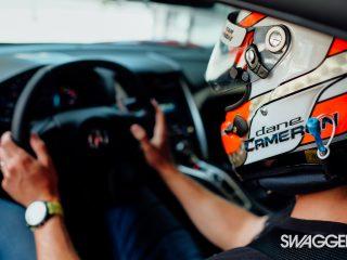 Dane Cameron IMSA Racing Champion - SWAGGER