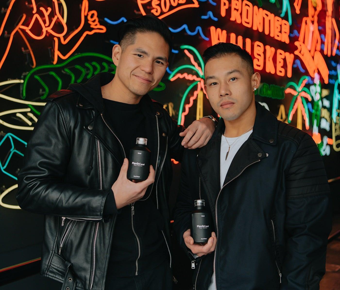 Flavurlust Nicholo and Wallace Wong