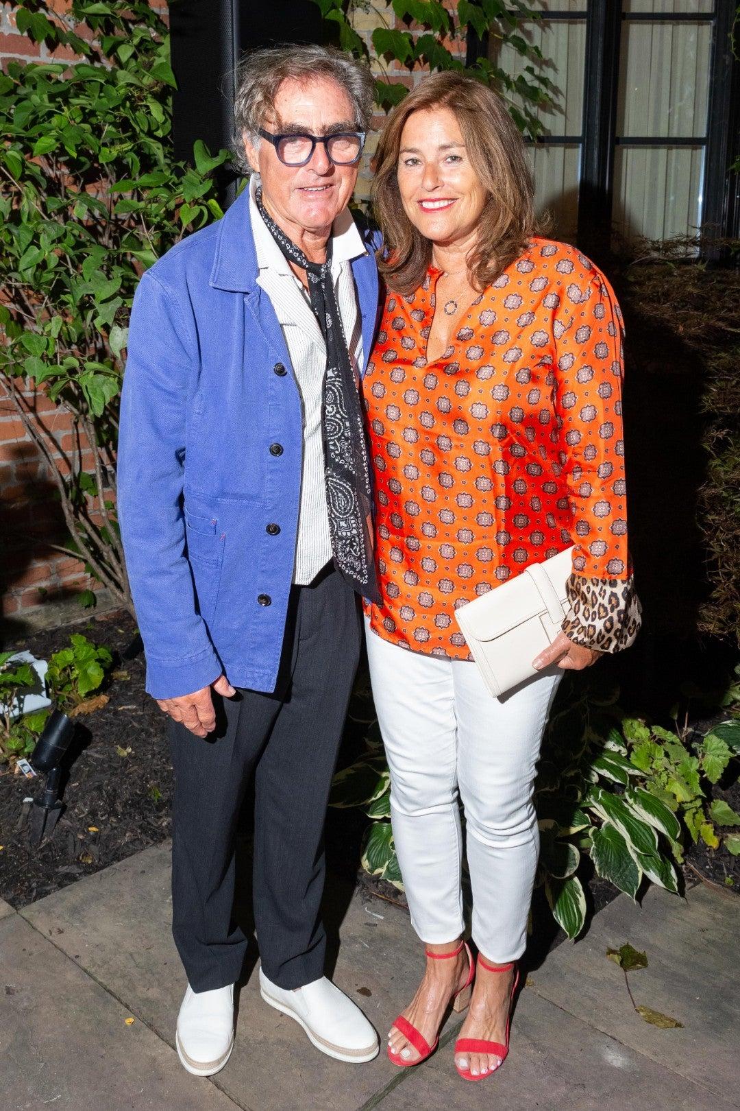 Michael Budman and Diane Bald