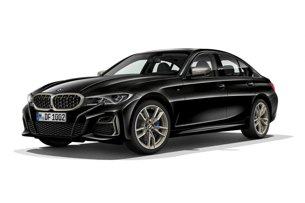 BMW M340i xDrive Front Exterior