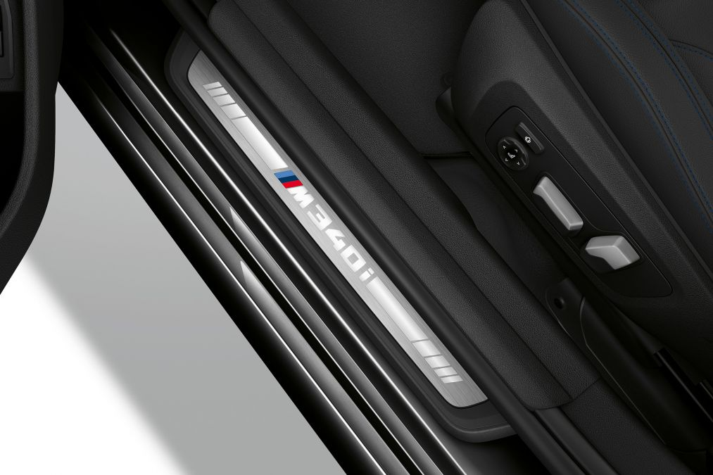 BMW M340i xDrive Running Board