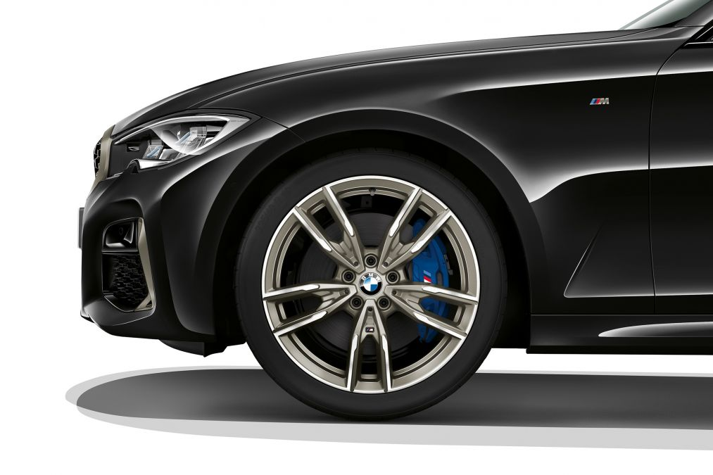 BMW M340i xDrive Rims