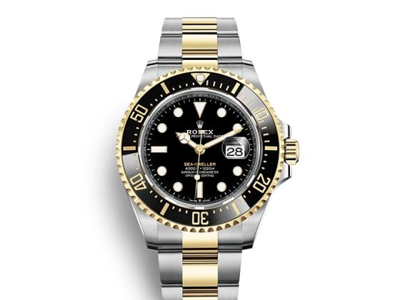 Rolex Sea-Dweller Oyster Perpetual