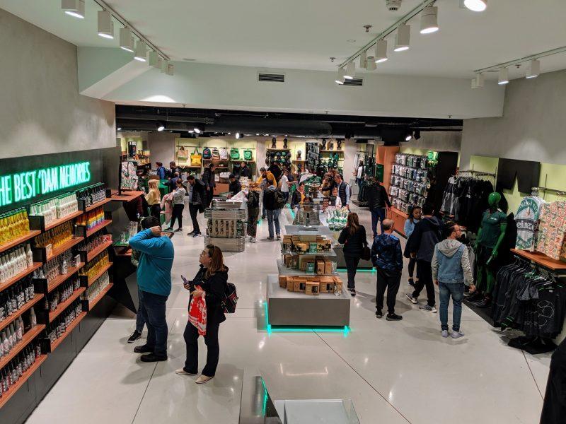 Heineken Experience Gift Shop