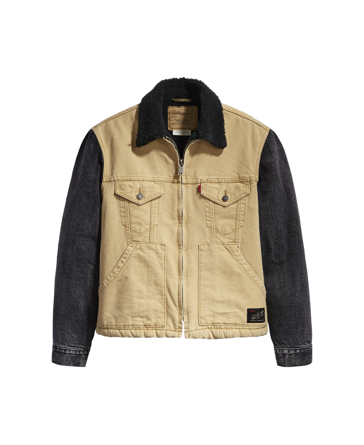 Levi's X Justin Timberlake Fresh Leaves Limited Edition