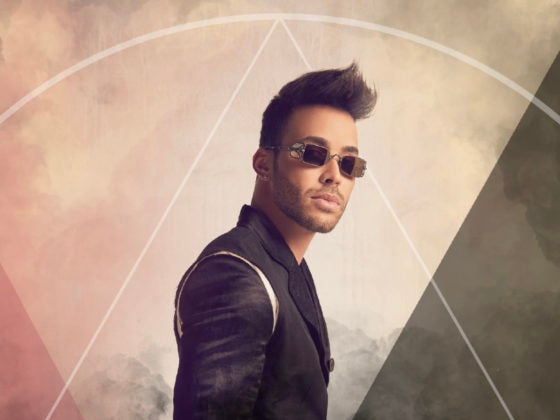 Prince Royce Alter Ego Tour