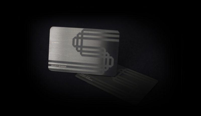 SELECT Card Image