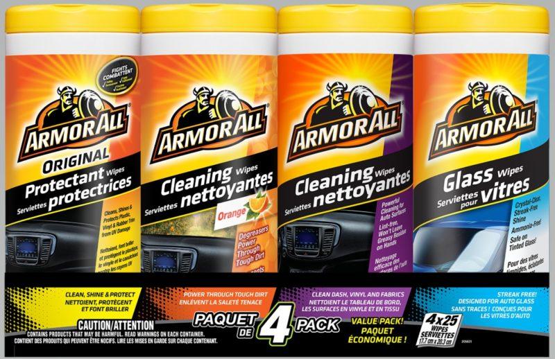 Armor All Car Care Wipes