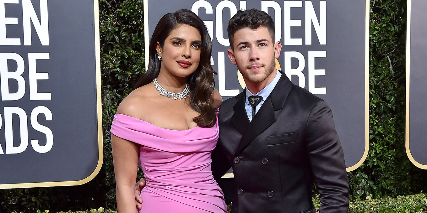 Nick Jonas Golden Globes Best Dressed Men 2020