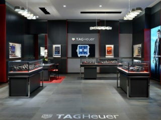 TAG Heuer First Canadian Boutique Yorkdale Mall