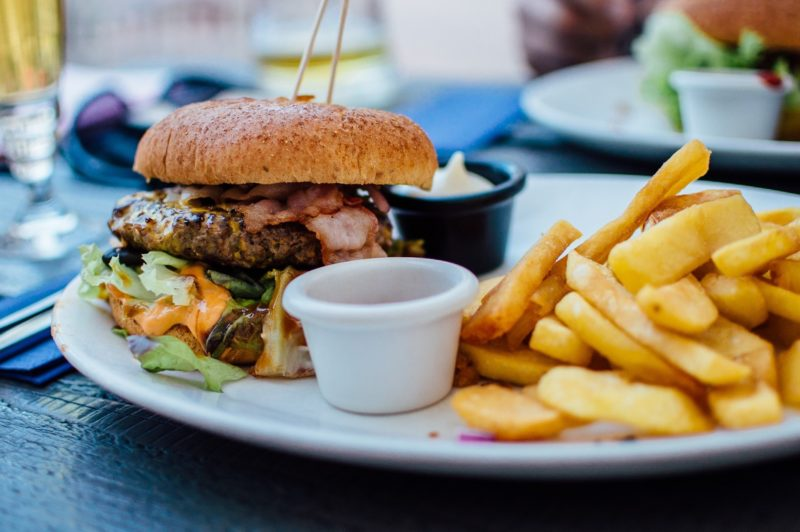 Fatty Foods can cause a GERD flare-up