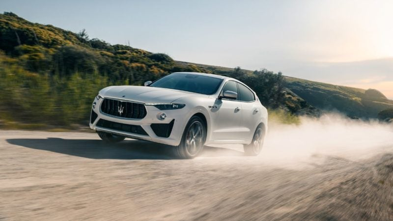 2019 Maserati Levante GTS Bow Cowan for SWAGGER