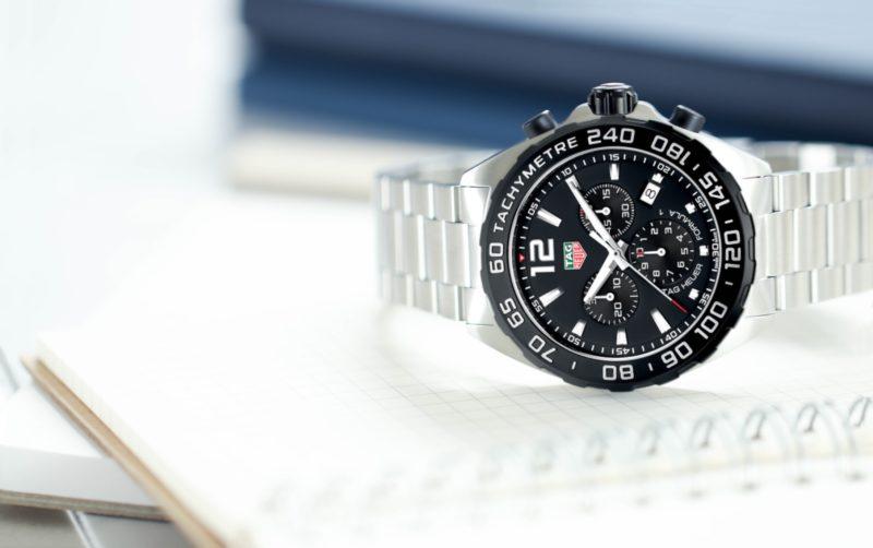 TAG Heuer Men's Luxury Watch