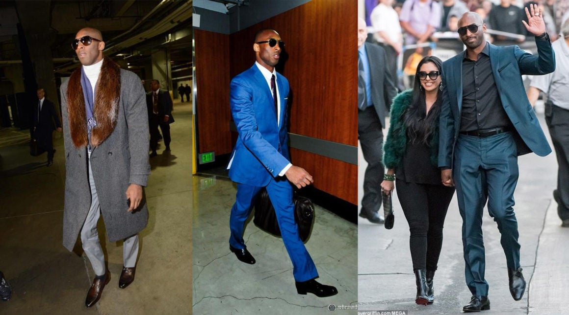 Kobe Bryant Style in the NBA, Dead at 41 - SWAGGER