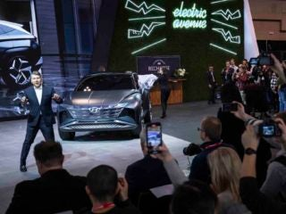 2020 CIAS Canadian International Auto Show Genesis Reveal