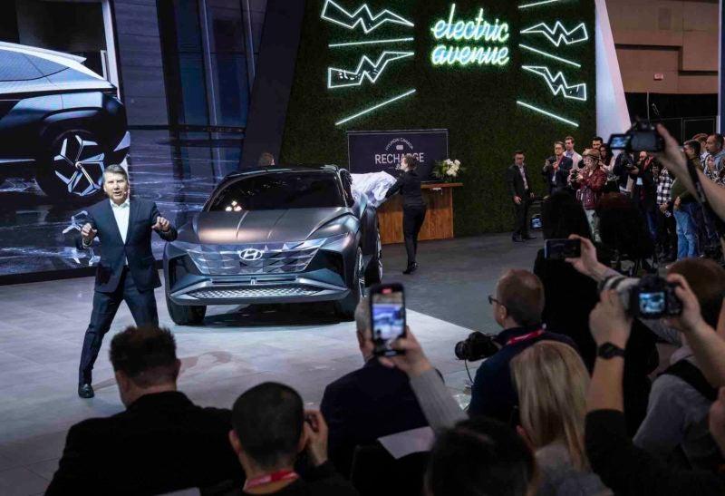 2020 CIAS Canadian International Auto Show Genesis Reveal