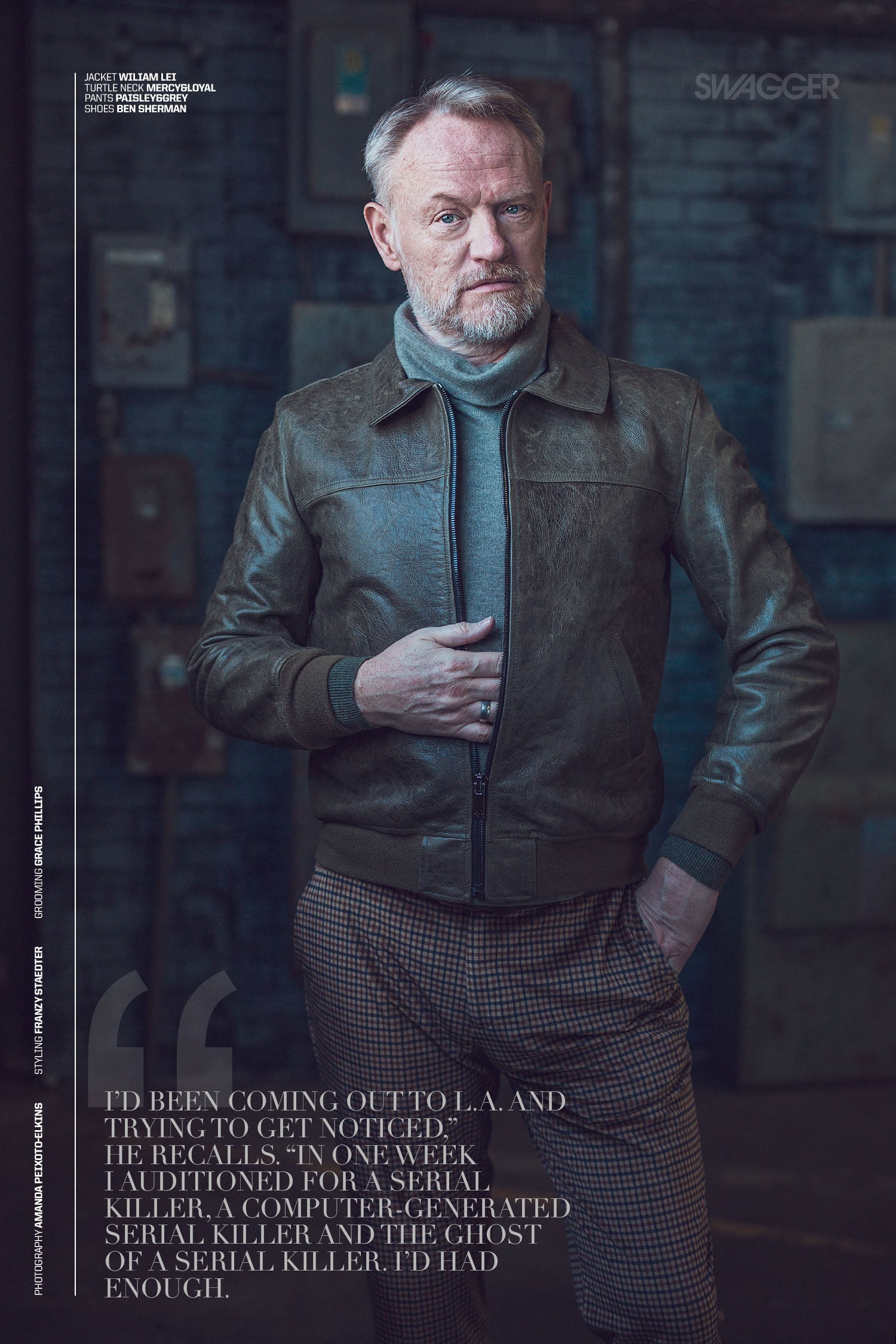Jared Harris / SWAGGER