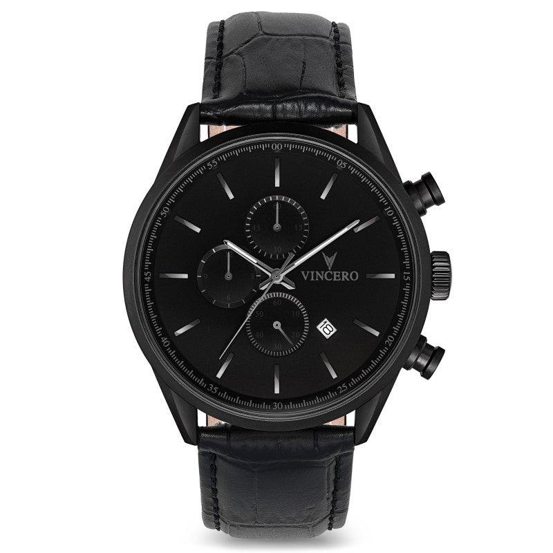 Watches: Chrono S Matte Black
