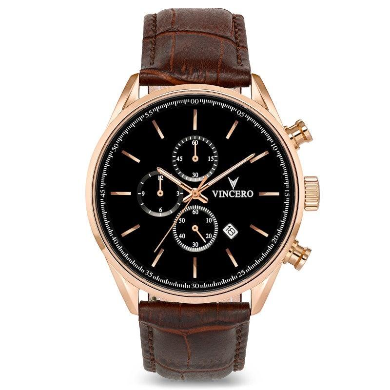 Timepiece: Chrono S Rose Gold