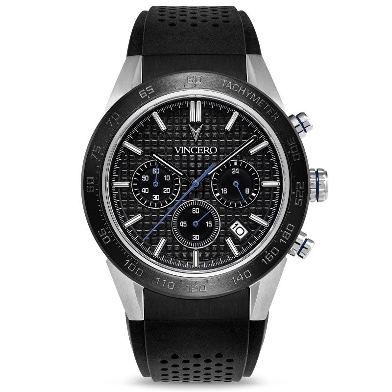 Watches: Rogue Silver Black