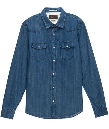 Wardrobe Essentials: Denim Shirt