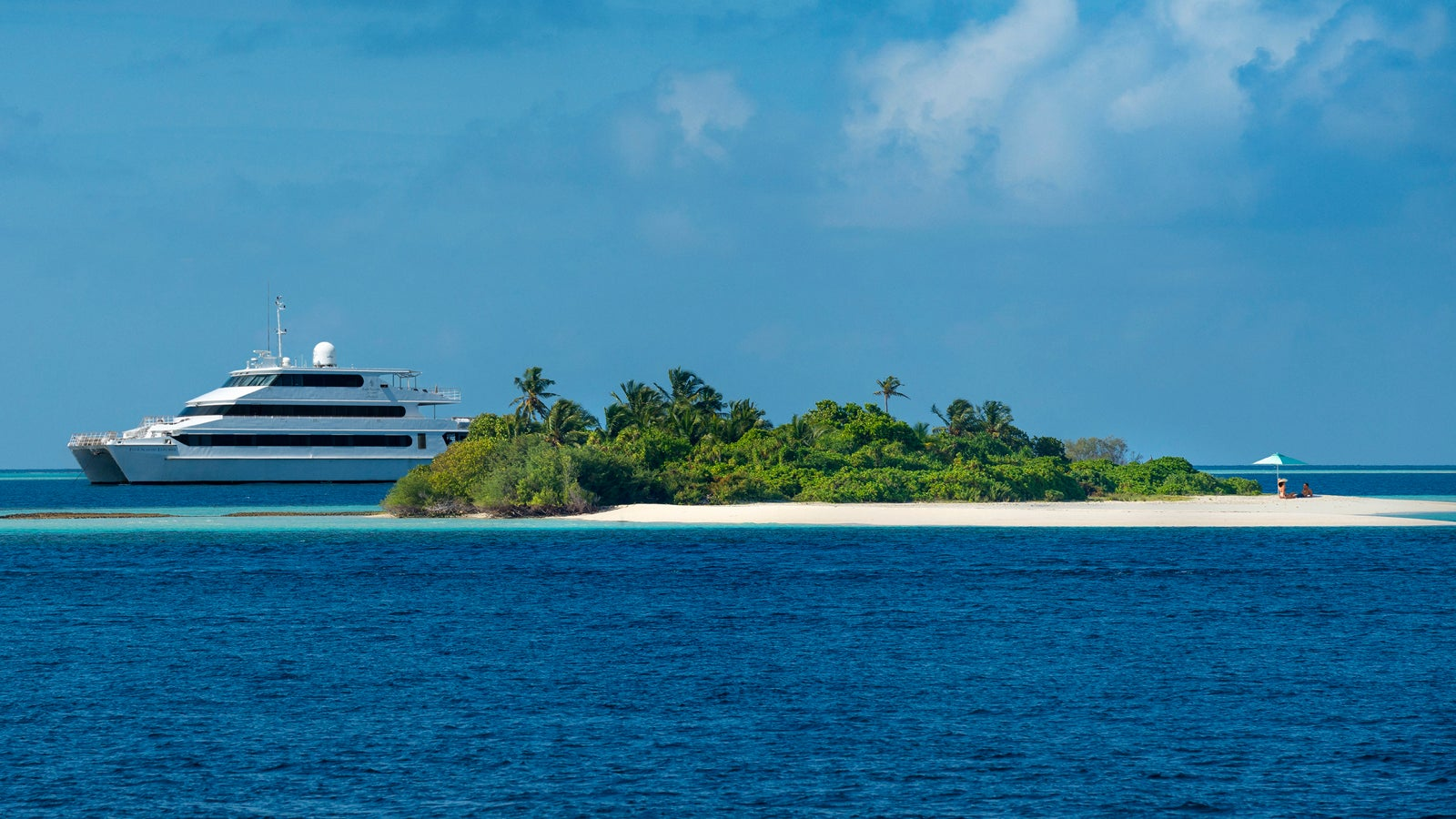 maldives four seasons explorer