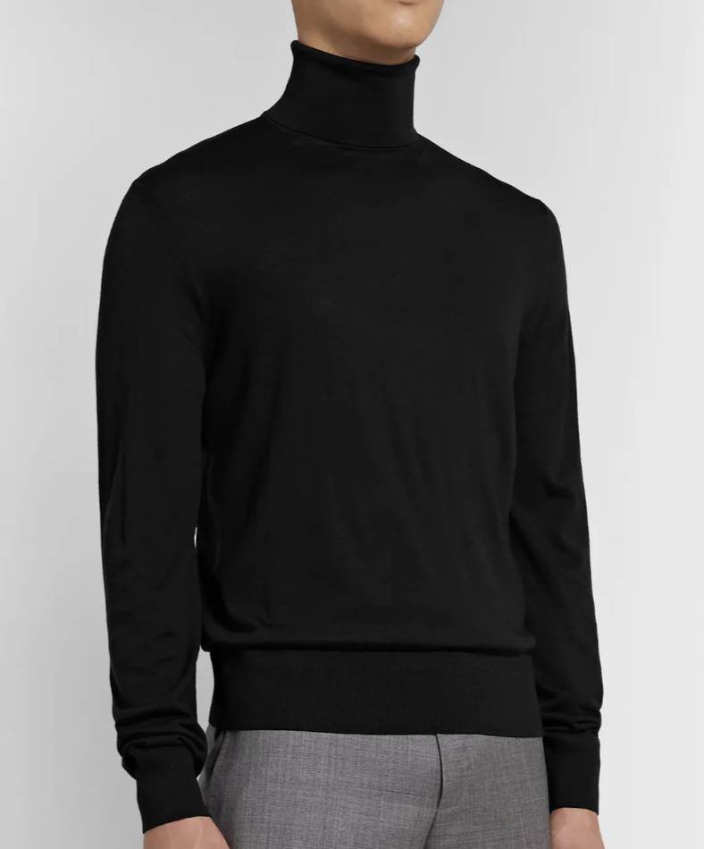 Editor's Favourite Uniqlo Turtleneck shirts
