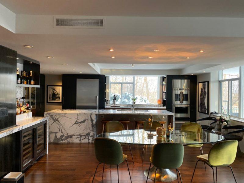 Yannick Bisson Kitchen