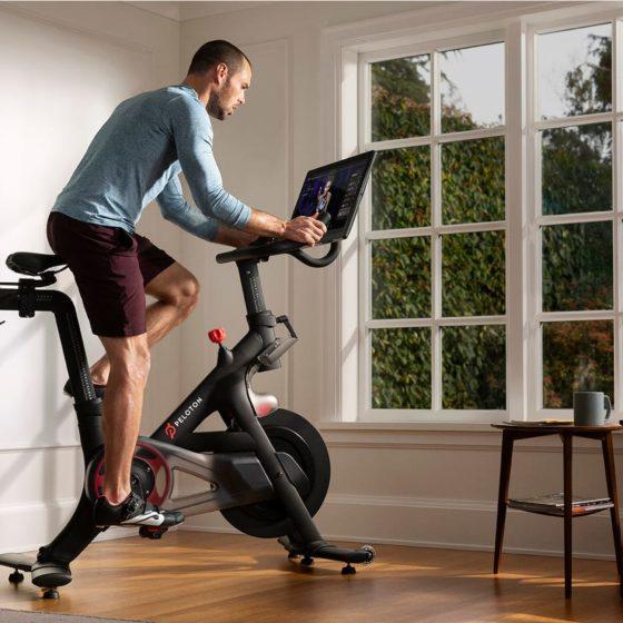 Peloton Peleton Interactive Home Workout Bike