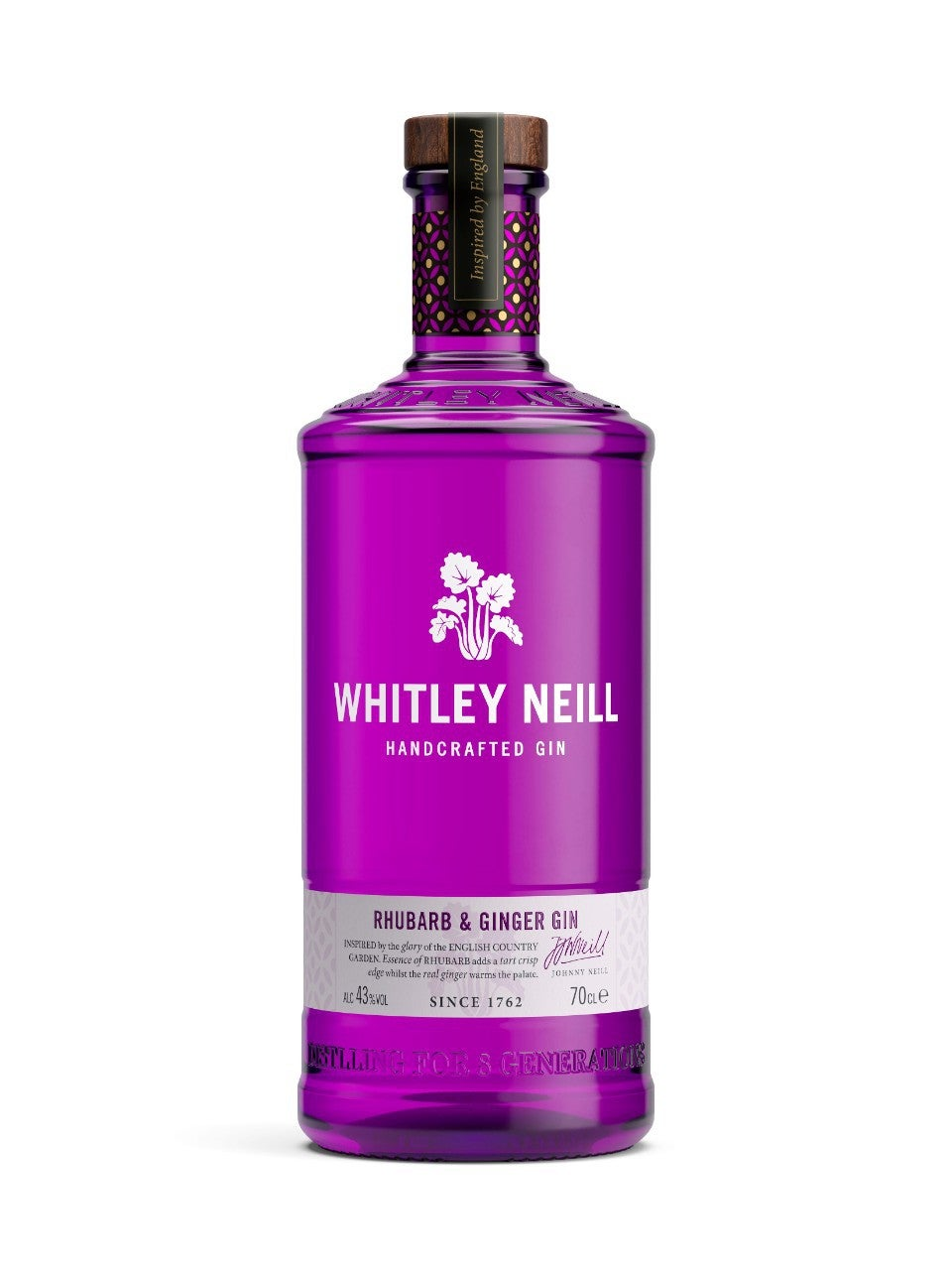 Whitley Neil Gin Rhubarb and Ginger Gin Best Booze for your Buck