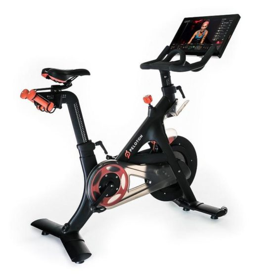 Peloton Peleton Interactive Home Workout Bike