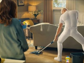 Mr Clean Adweek Commercial Swagger