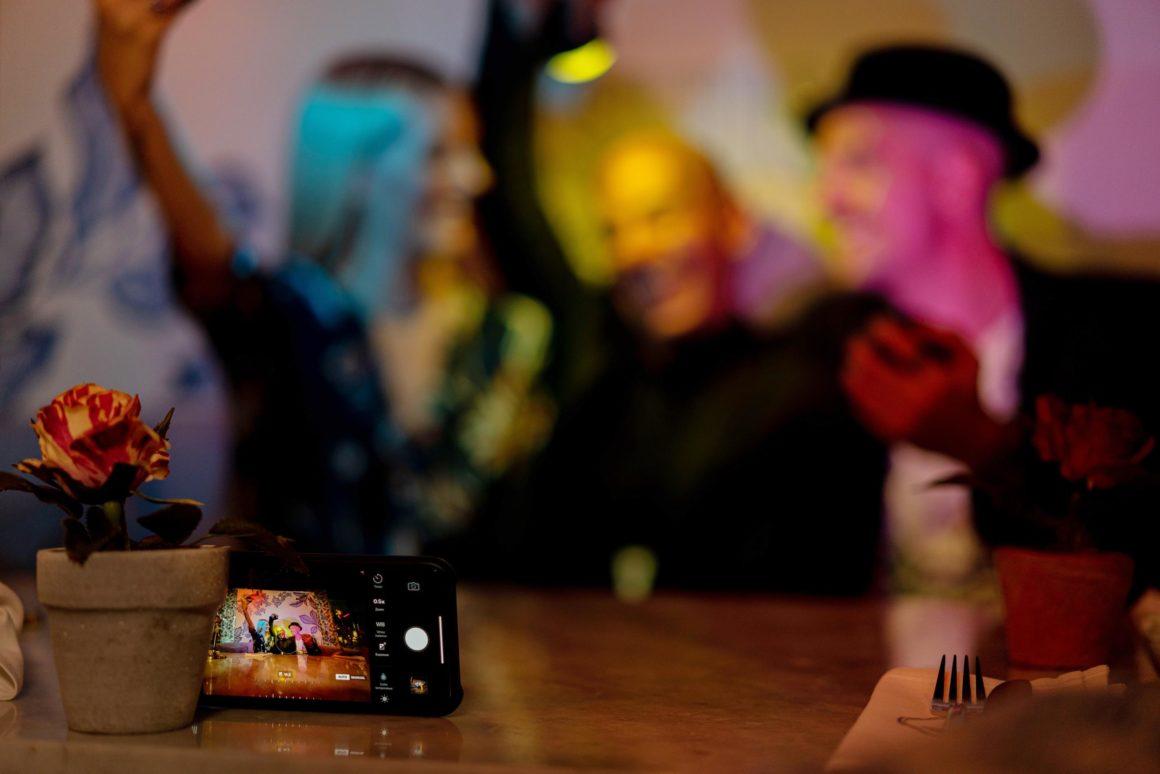 Cinematic Andrea Belluso Profoto iPhone 11 Pro Smart Phone Photography