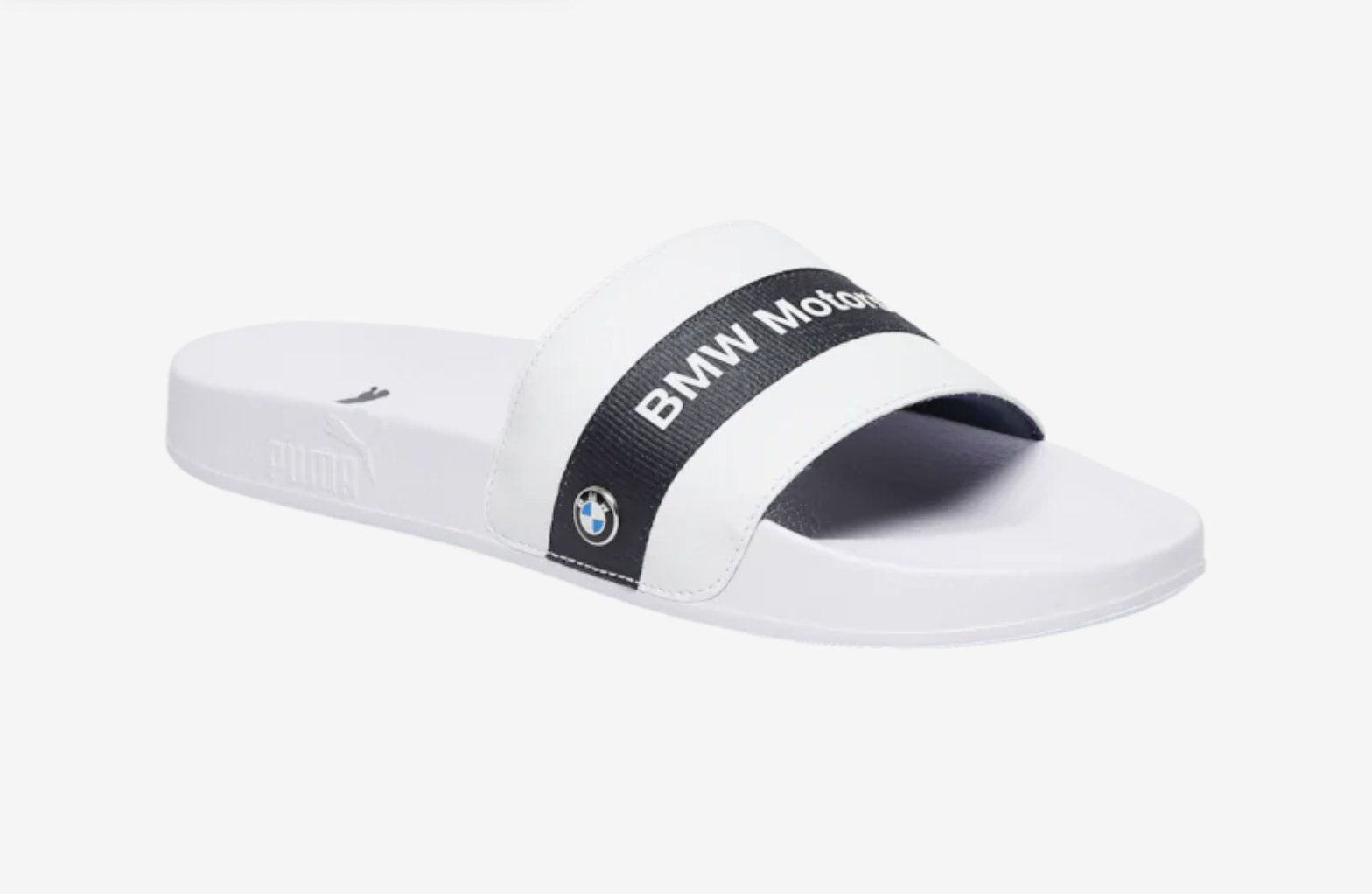 PUMA BMW Slides at Footlocker