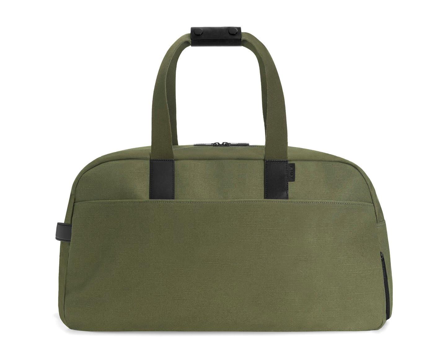 Away The Weekender Bag Olive