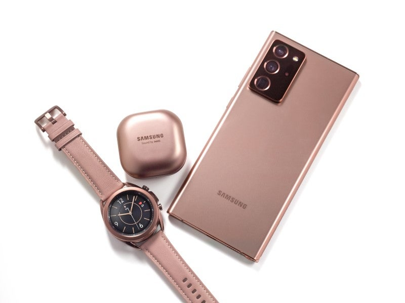 Galaxy Note: 20 Ultra Phone, Ear Buds and Watch