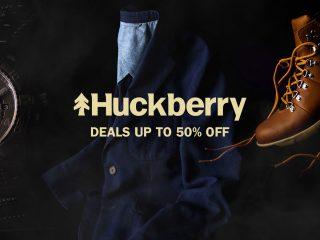 Hres huckberry