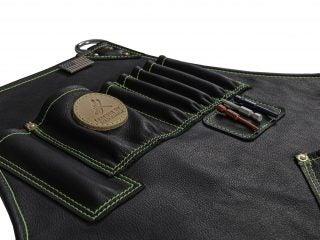 leather_work_apron_black_green_thread_logo