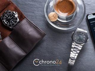 Chrono24 Branding & Lifestyle Bild